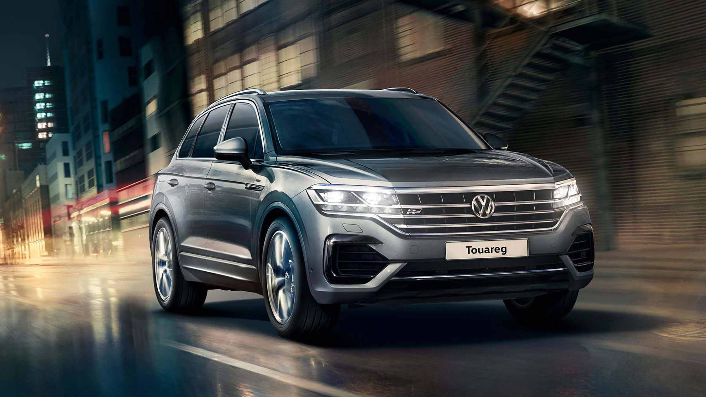 Volkswagen Touareg prices and specs