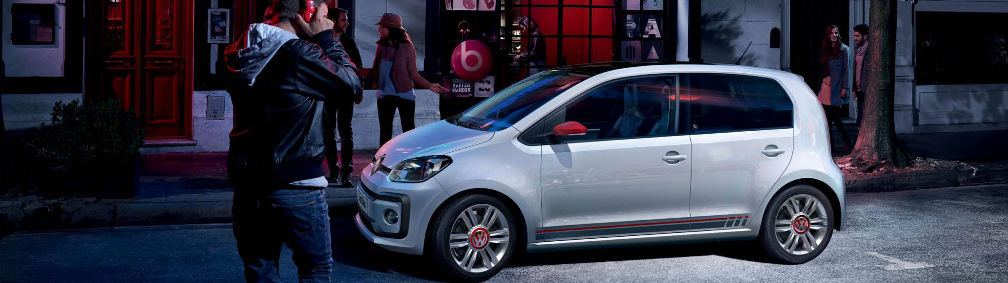 Read review on Volkswagen up
