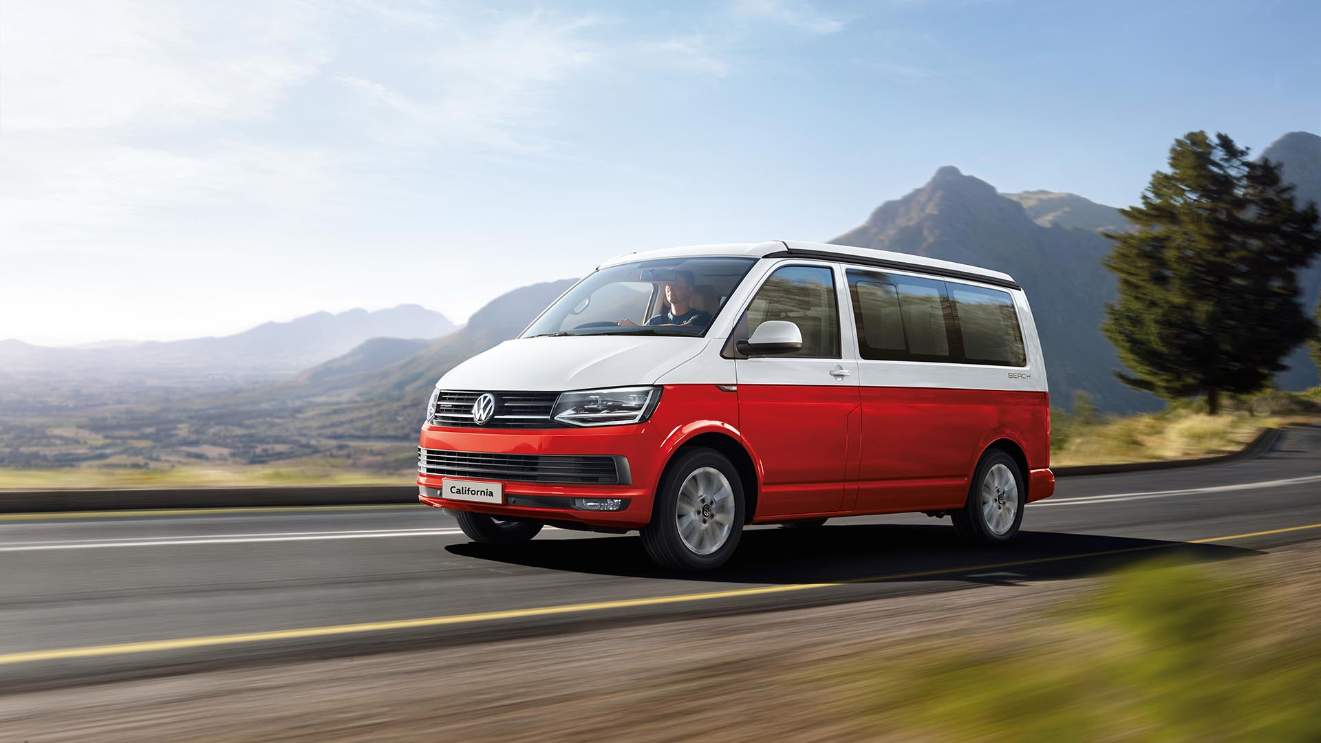 Volkswagen California prices and specs