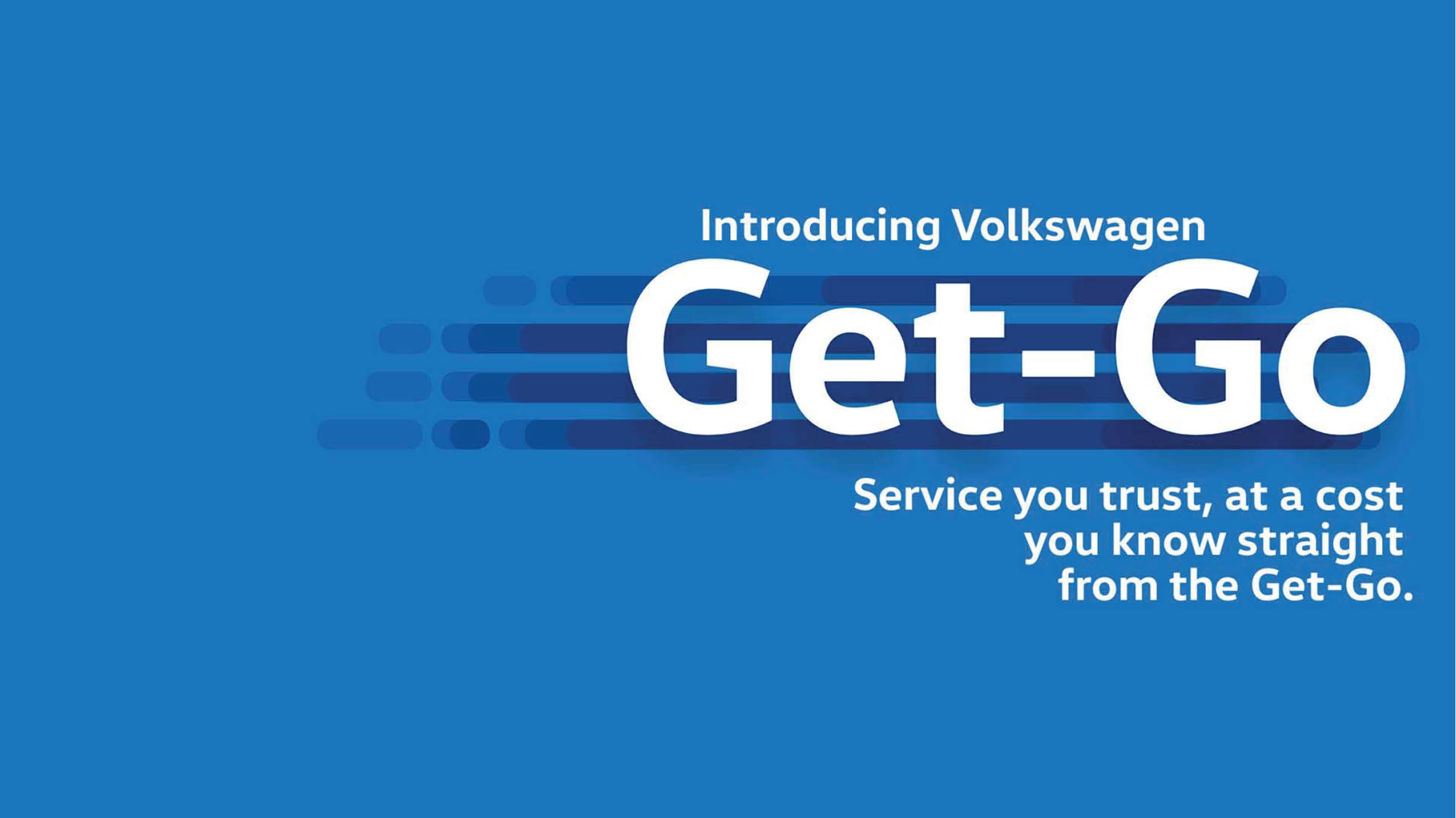 Good service prices on selected VW  cars