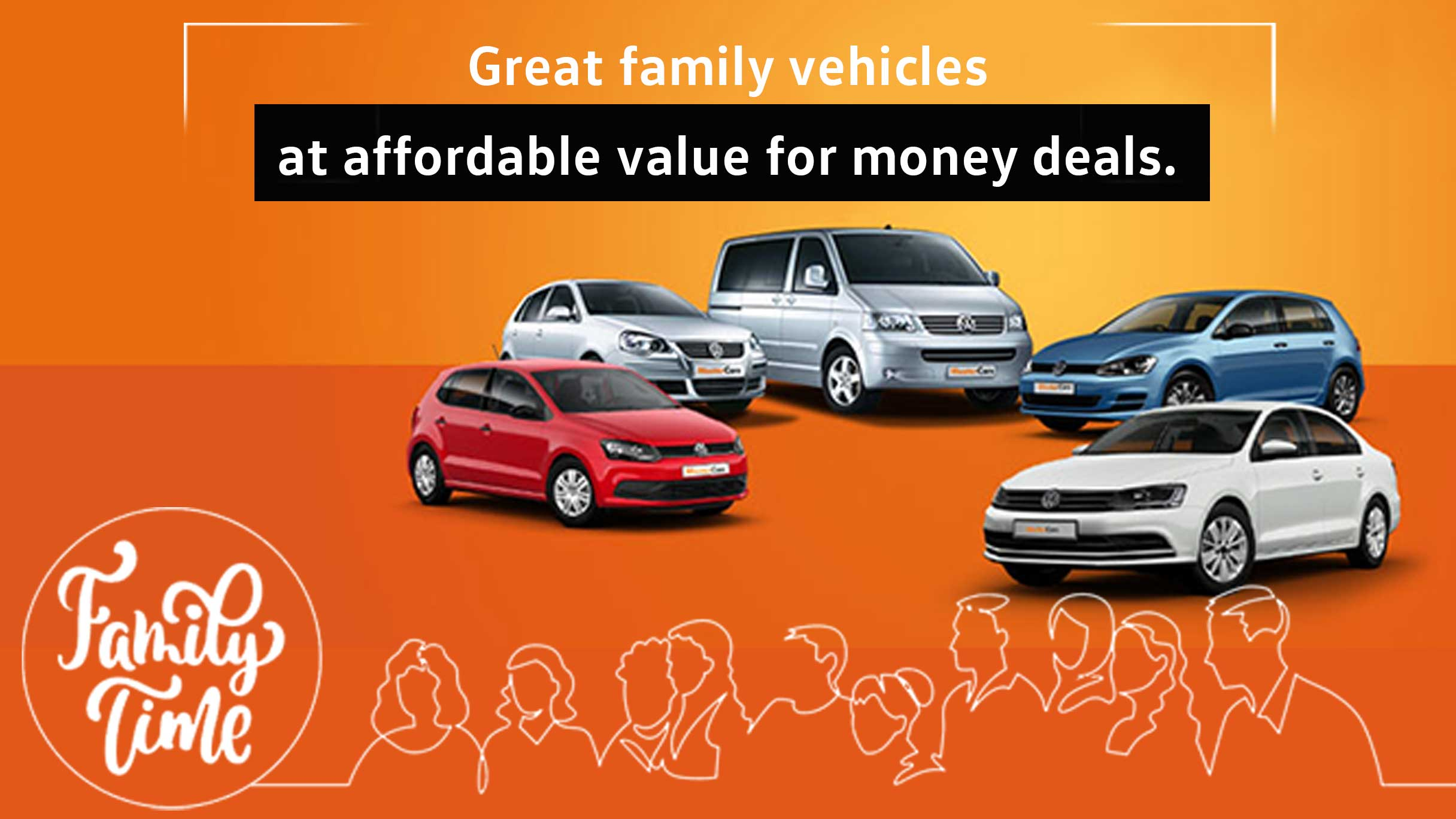 Barons Bruma great family vehicle offer image