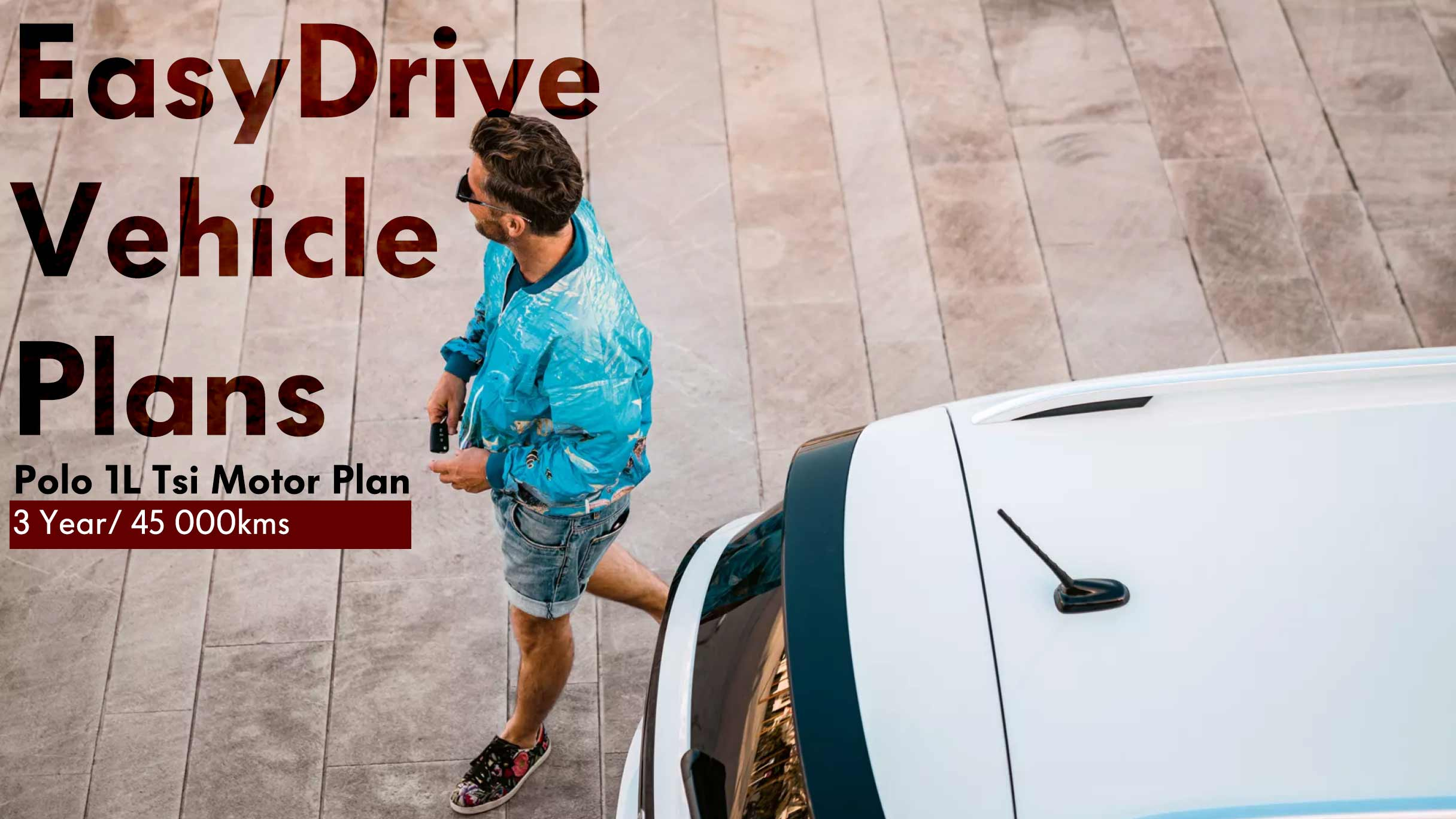 EasyDrive Vehicle Plan offer at Baron Bruma