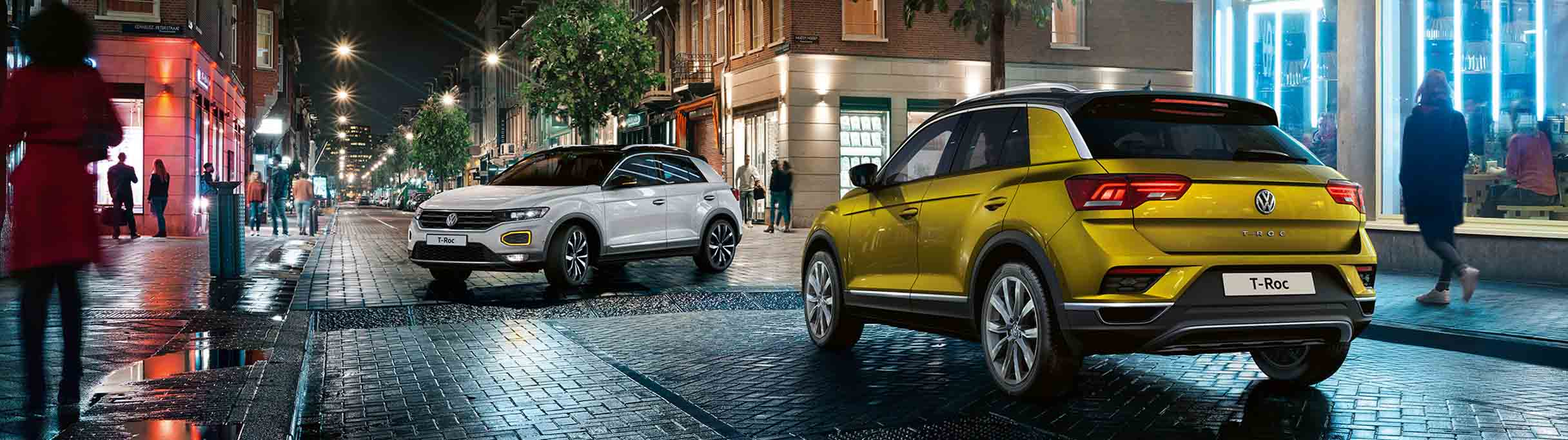 The new VW T-Roc
