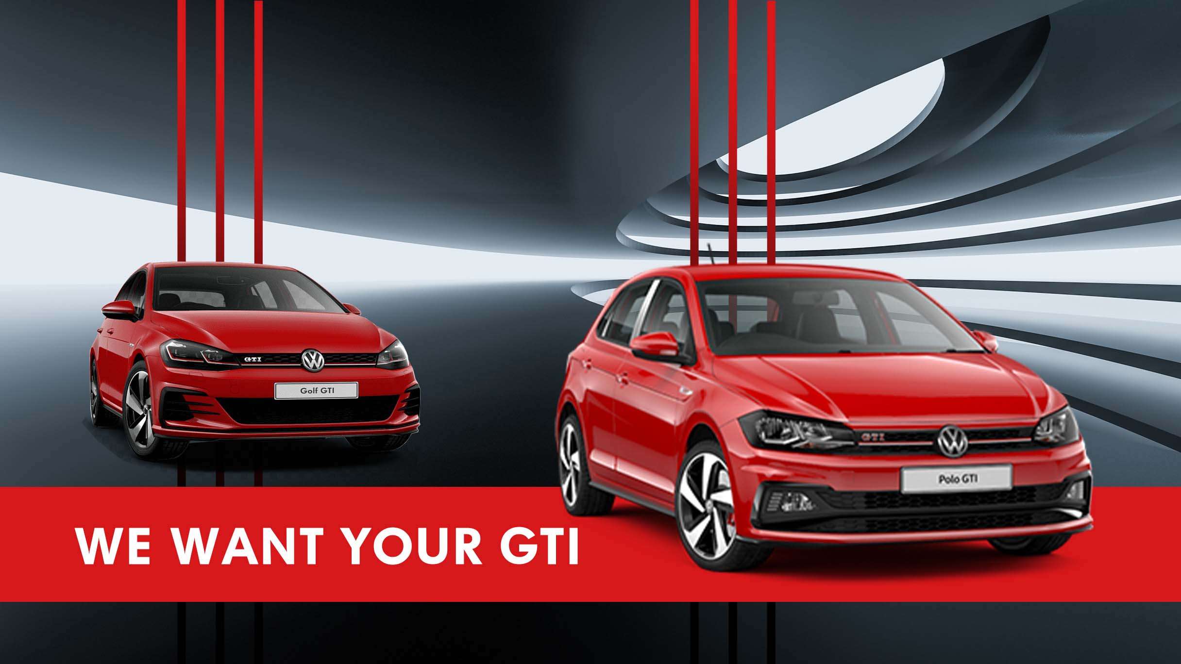 We want you GTI car back