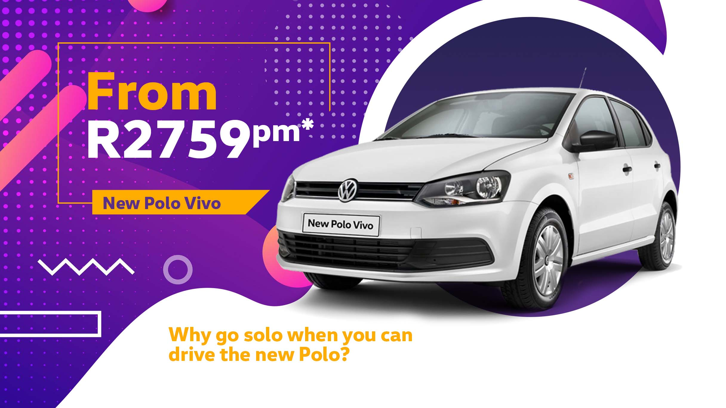 Barons VW New Polo Vivo offer