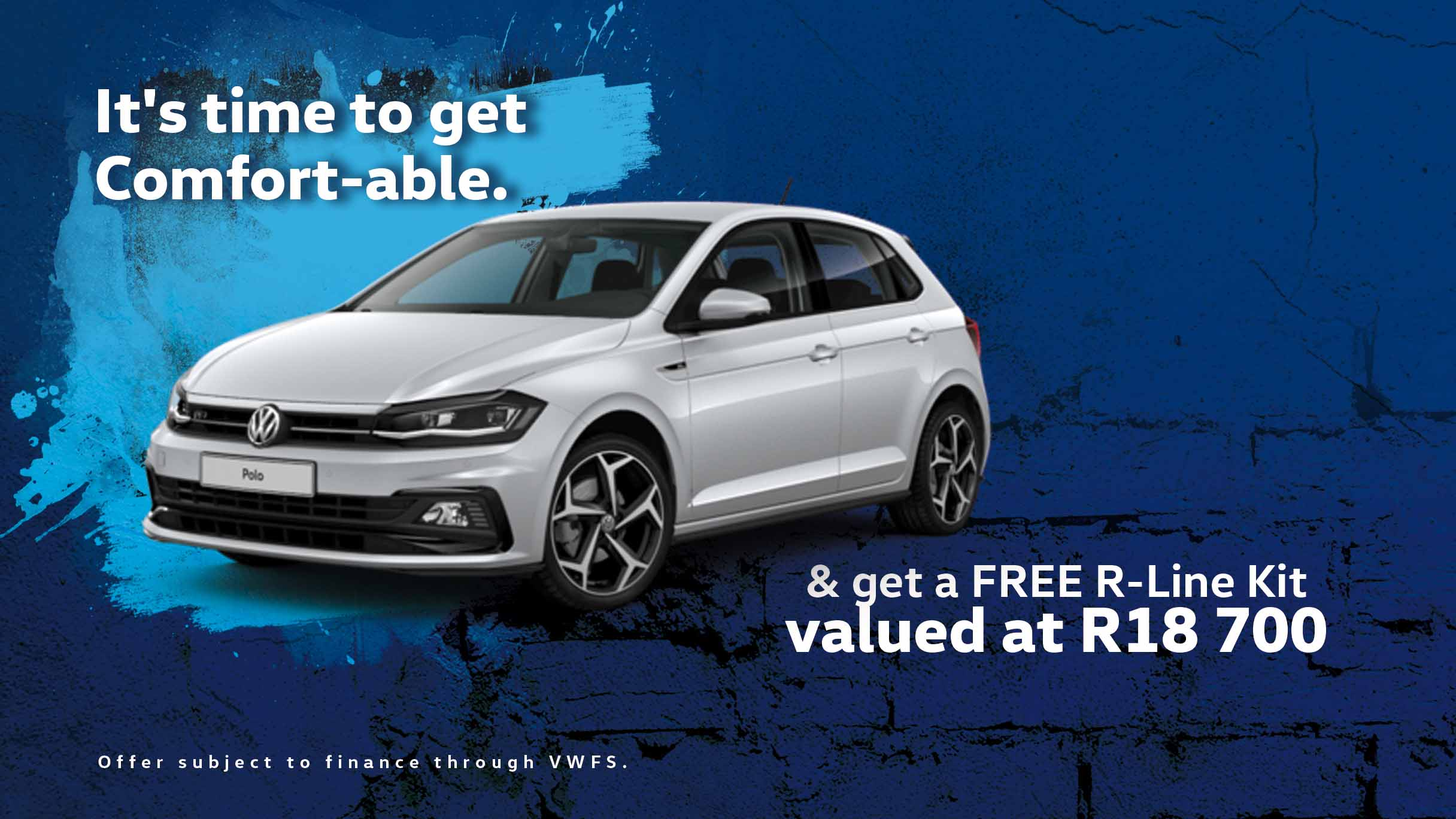 VW Polo offer at Barons Bruma